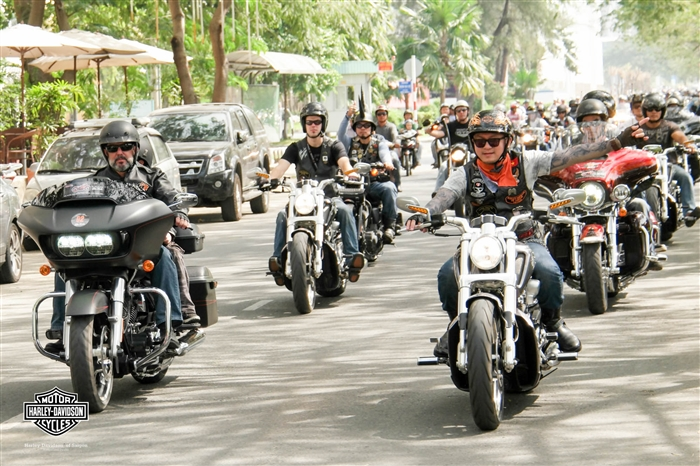 VietNam Bike Week 2016 – REAL STEEL IN DANANG