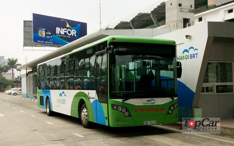 Image result for tuyến brt 01